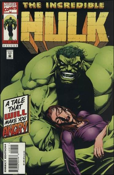 Incredible Hulk (1968) 429-A by Marvel