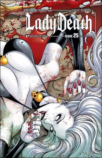 Lady Death (2010) 25-B by Boundless Comics