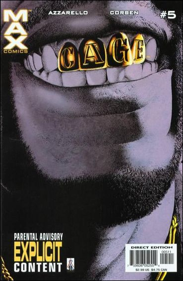 Cage (2003) 5-A by Max