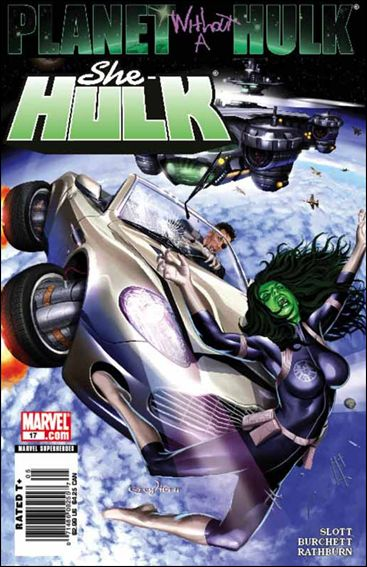 She-Hulk (2005) 17-A by Marvel