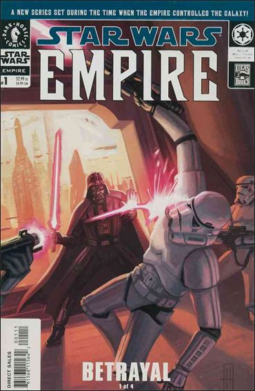Star Wars: Empire 1-A by Dark Horse