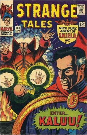Strange Tales (1951) 148-A