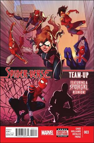 Spider-Verse Team-Up 3-A