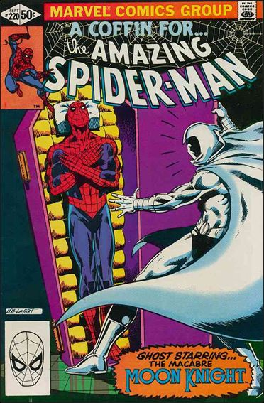 Amazing Spider-Man (1963) 220-A by Marvel