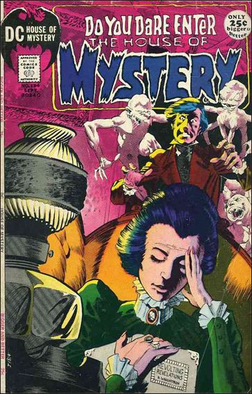 House of Mystery (1951) 194-A by DC