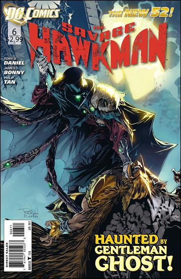 Savage Hawkman 6-A by DC
