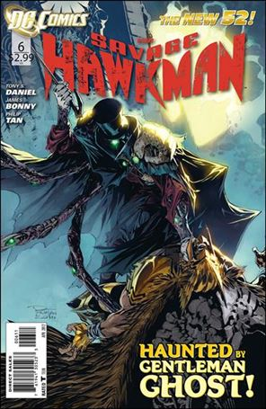 Savage Hawkman 6-A