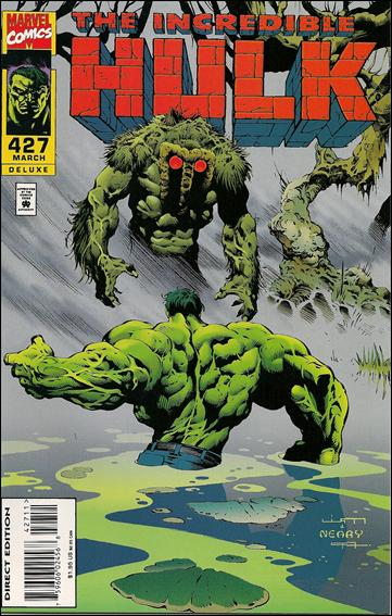 Incredible Hulk (1968) 427-A by Marvel