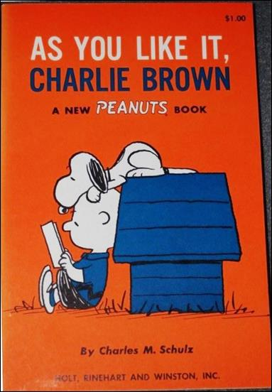 As You Like It, Charlie Brown NN 1-A by Holt, Rinehart and Winston