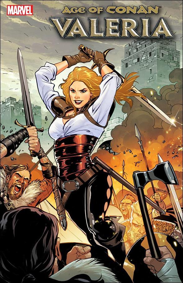 Age of Conan: Valeria 2-B by Marvel