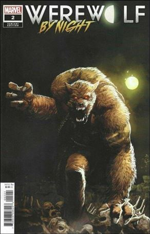 Werewolf by Night (2020) 2-B