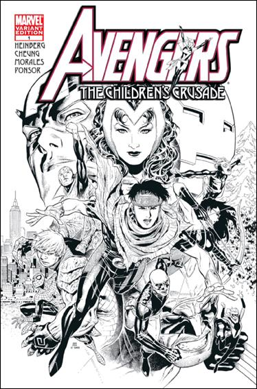 Avengers: The Children's Crusade 1-B by Marvel