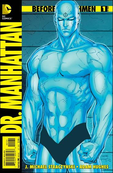 Before Watchmen: Dr. Manhattan 1-E by DC