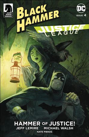 Black Hammer/Justice League: Hammer of Justice! 4-E
