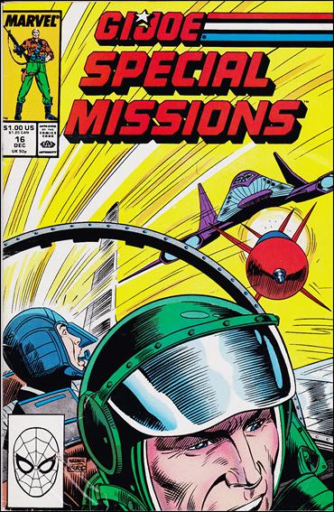 G.I. Joe: Special Missions (1986) 16-A by Marvel
