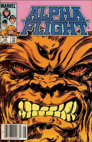 Alpha Flight (1983) 10-A