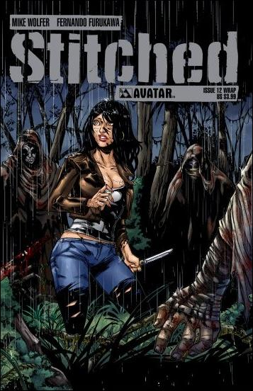 Stitched 12-B by Avatar Press