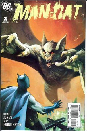 Man-Bat (2006) 3-A