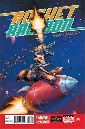 Rocket Raccoon (2014) 2-A