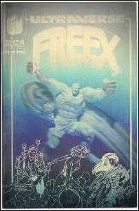 Freex 1-E by Malibu