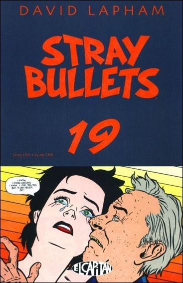 Stray Bullets 19-A by El Capitan