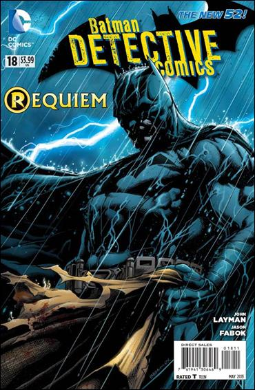 Detective Comics (2011) 18-A by DC