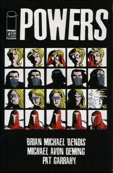 Powers (2000) 9-A by Image
