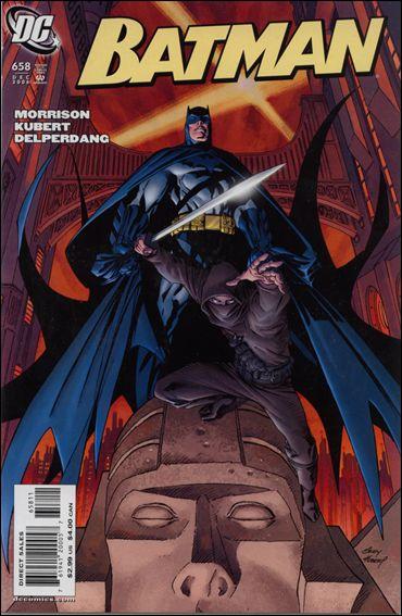 Batman (1940) 658-A by DC