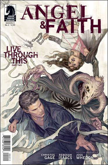 Angel & Faith 2-A by Dark Horse