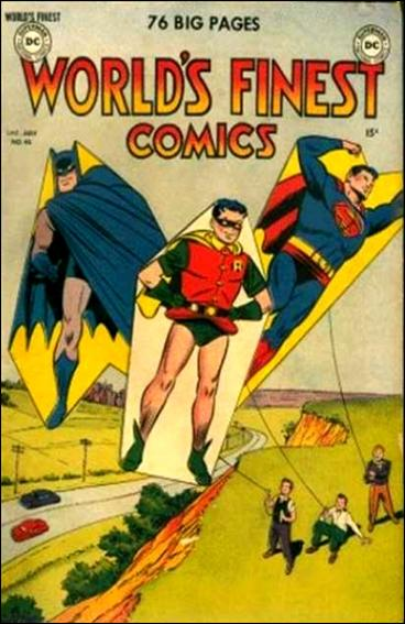 World's Finest Comics 46-A by DC