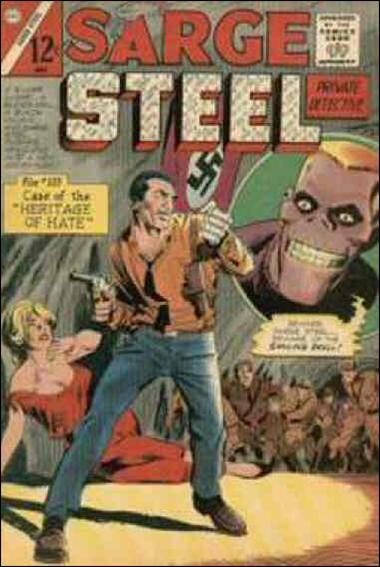 Sarge Steel 3-A by Charlton
