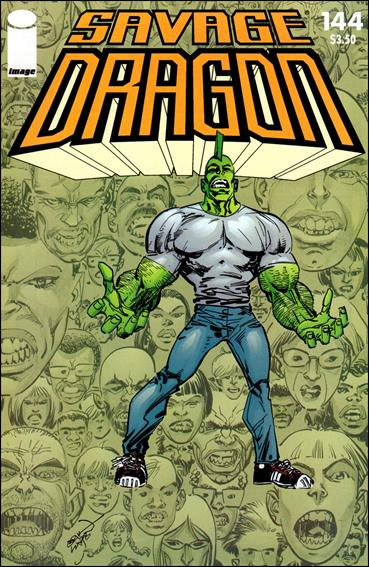 Savage Dragon (1993) 144-A by Image