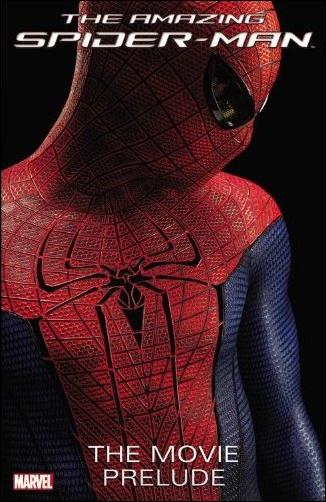 Amazing Spider-Man: The Movie 1-A by Marvel