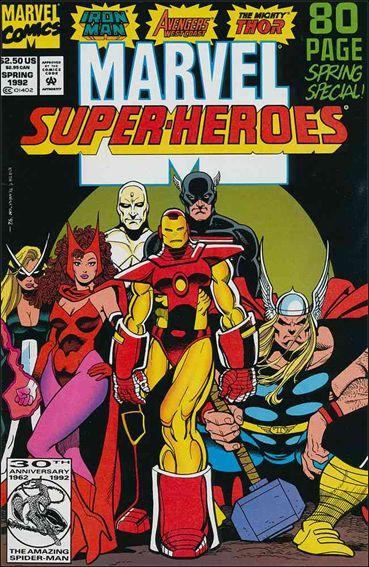 Marvel Super-Heroes (1990) Spring 1992-A by Marvel