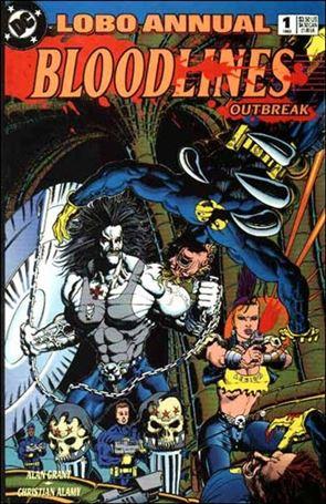 Lobo Annual (1993) 1-A
