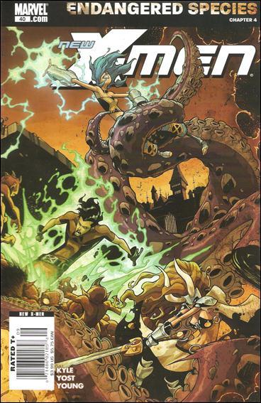New X-Men (2006) 40-B by Marvel