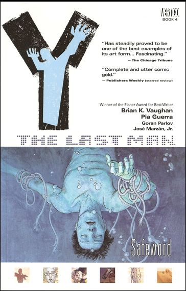 Y: The Last Man 4-C by Vertigo