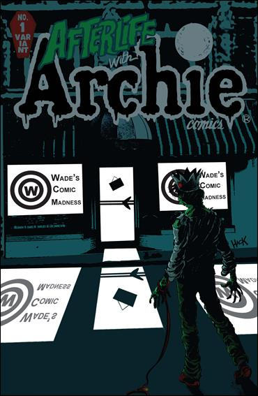 Afterlife with Archie 1-FZ by Archie