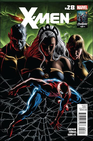 X-Men (2010) 28-A by Marvel