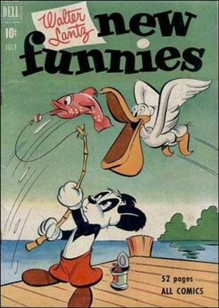 Walter Lantz New Funnies 173-A