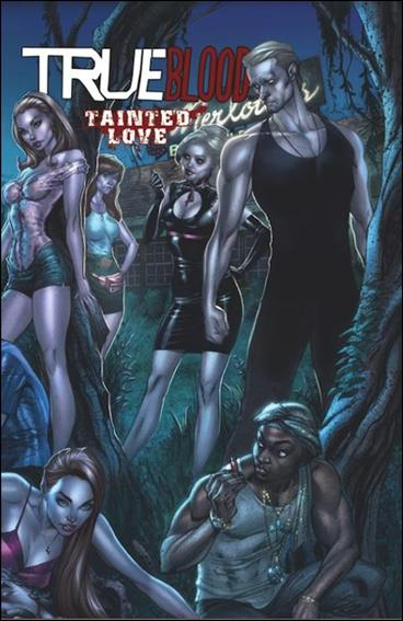 True Blood (2011) 2-A by IDW