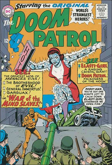 Doom Patrol (1964) 97-A by DC