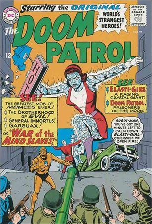 Doom Patrol (1964) 97-A