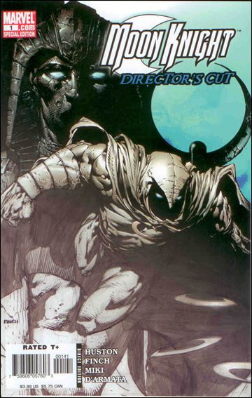 Moon Knight (2006) 1-C by Marvel