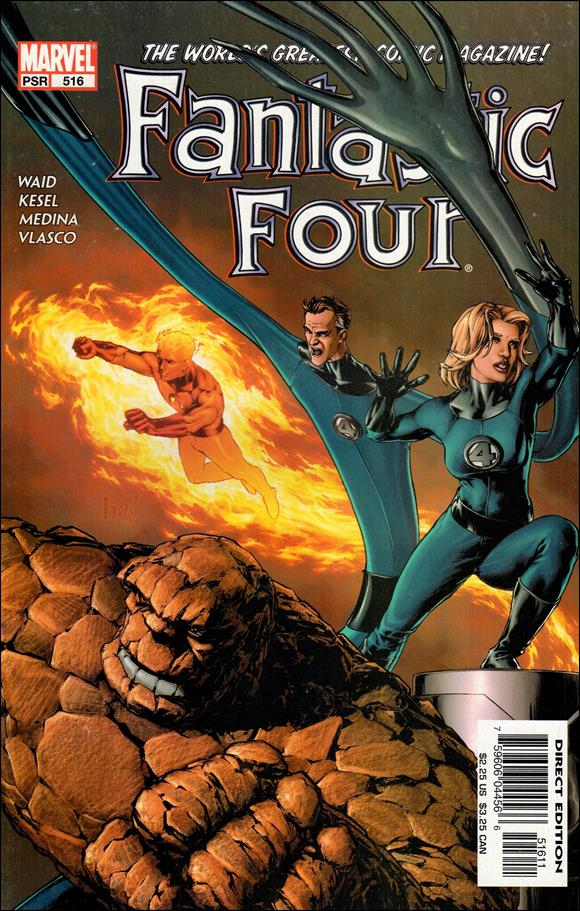 Fantastic Four (1961) 516-A by Marvel