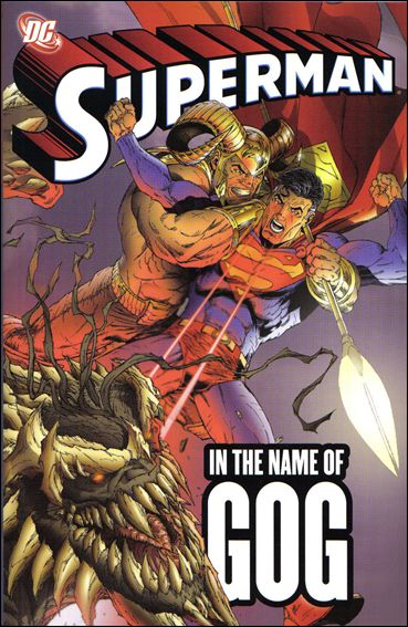 Superman: In the Name of Gog 1-A by DC