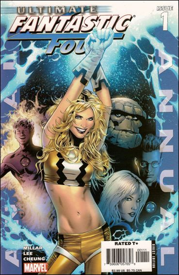 Ultimate Fantastic Four Annual 1-A by Marvel