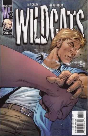 Wildcats (1999) 20-A by WildStorm