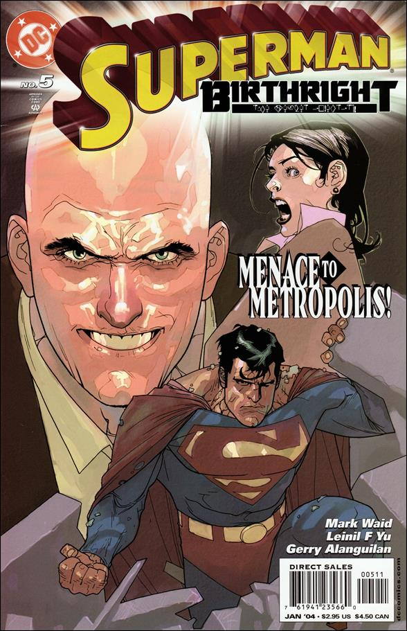 Superman: Birthright 5-A by DC