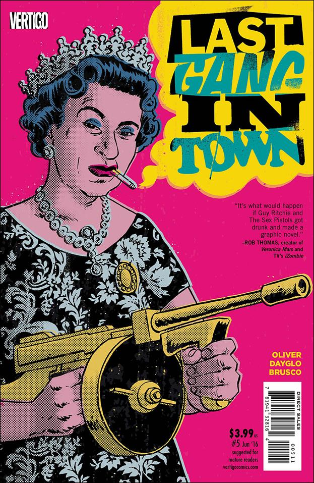 Last Gang in Town 5-A